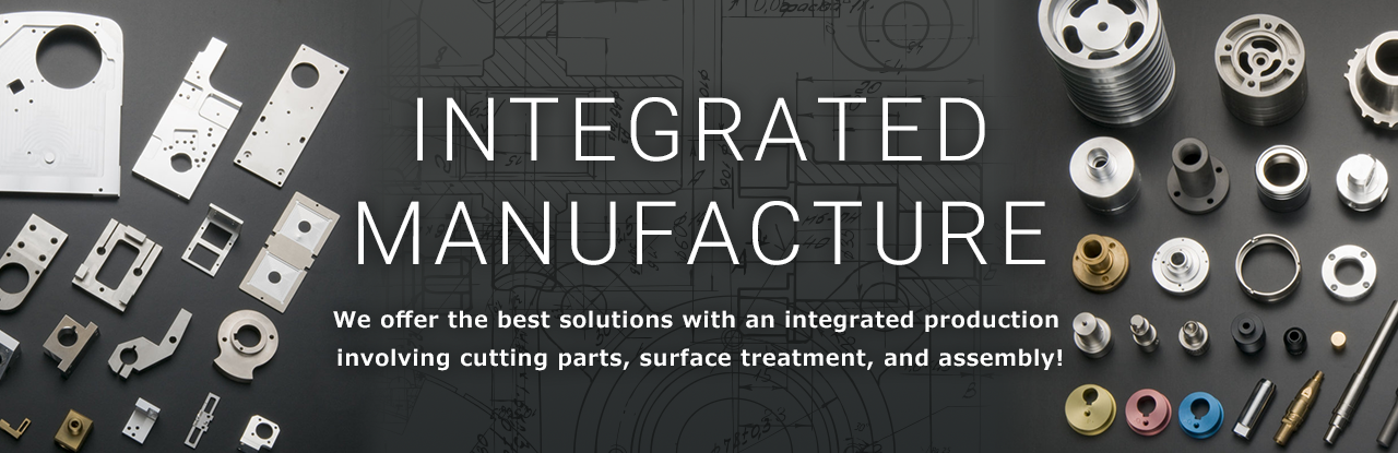 INTEGRATED MANUFACTURE